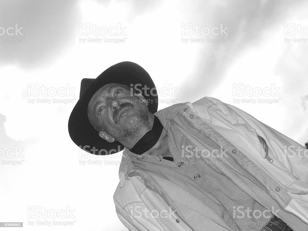 Man stock photo