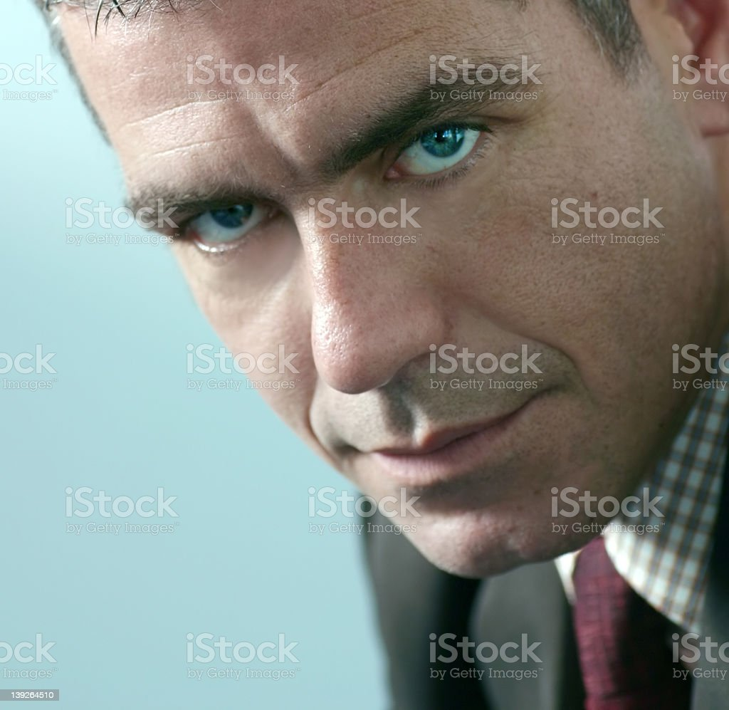 Man - Portrait royalty-free stock photo