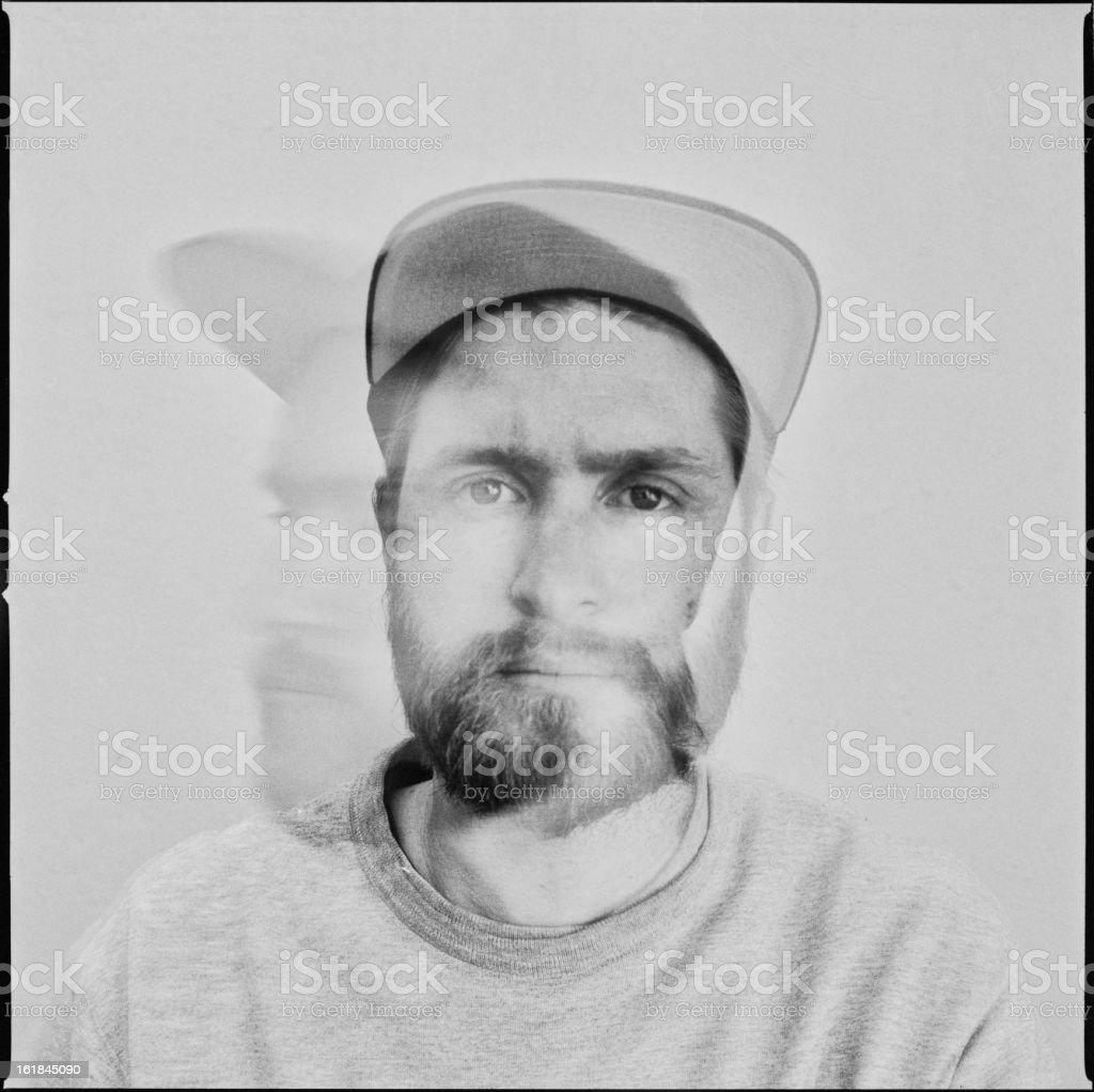 Man | Portrait royalty-free stock photo
