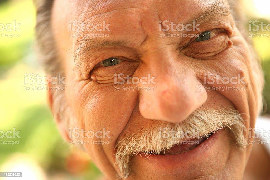 man smile royalty-free stock photo