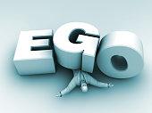 Man Under Ego