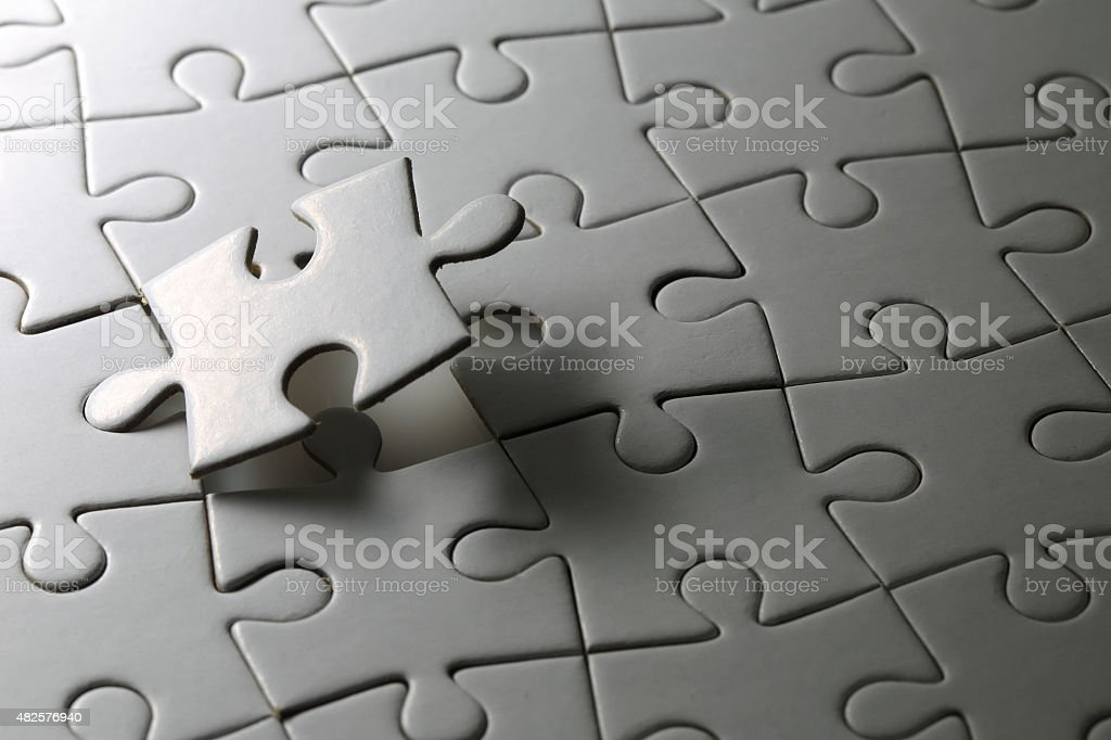 Management by objectives stock photo