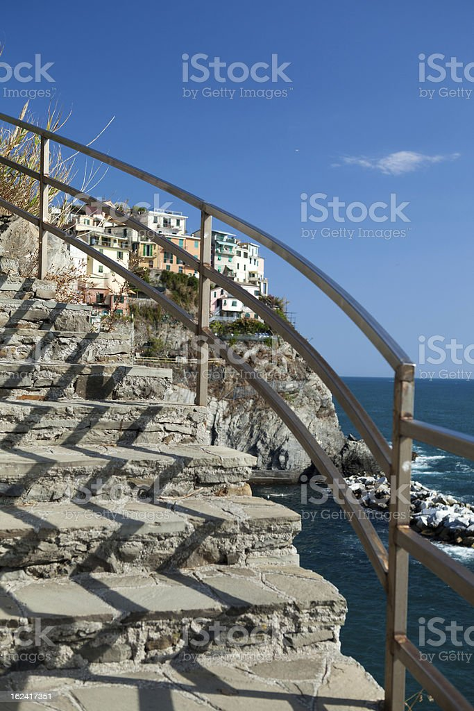 Manarola royalty-free stock photo