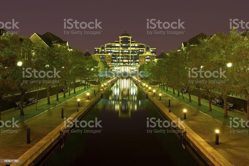 Manchester, England, UK royalty-free stock photo