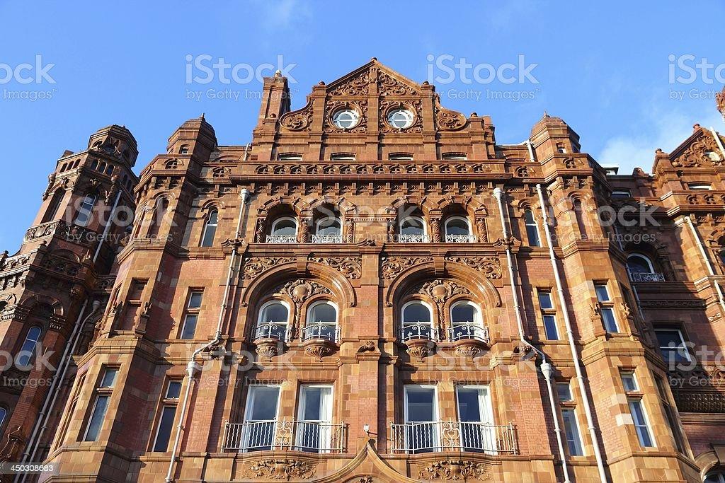 Manchester stock photo