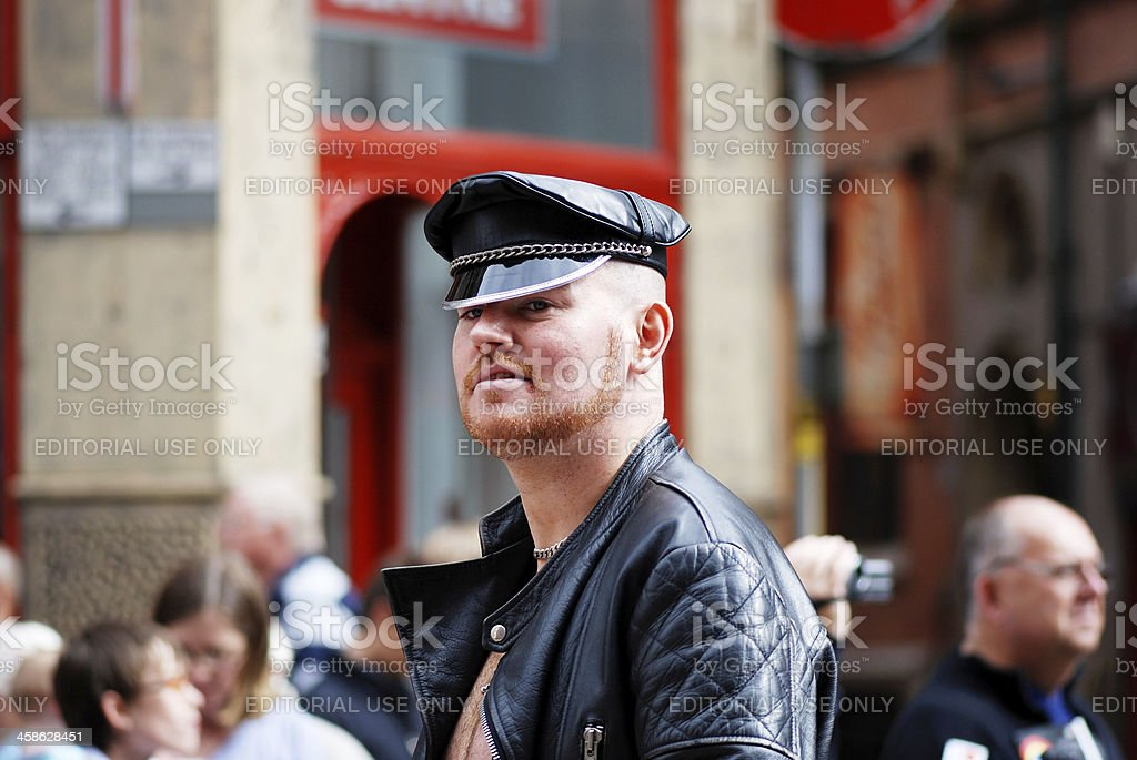Manchester Pride Parade 2009 royalty-free stock photo