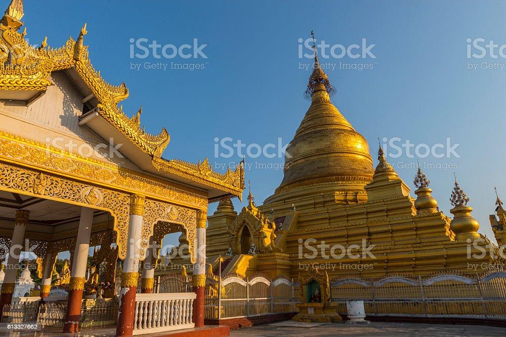 Mandalay, Myanmar. stock photo