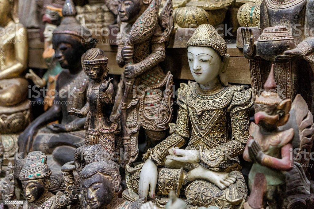 Mandalay, Myanmar stock photo