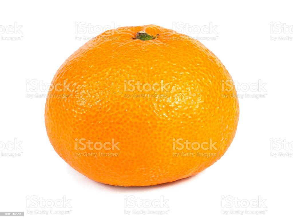 Mandarin royalty-free stock photo