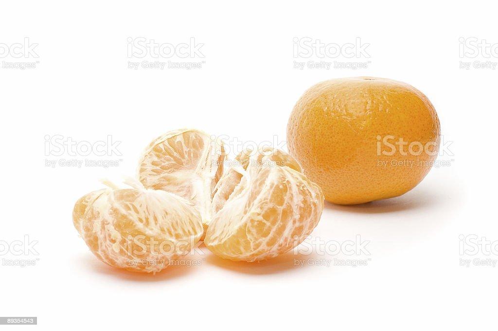 Mandarin photo libre de droits