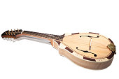 Mandolin traditional stringed instrument