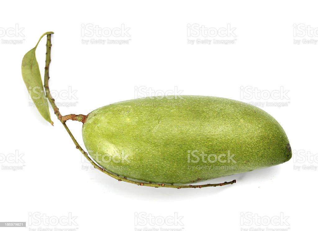 Mango fruit royalty-free stock photo
