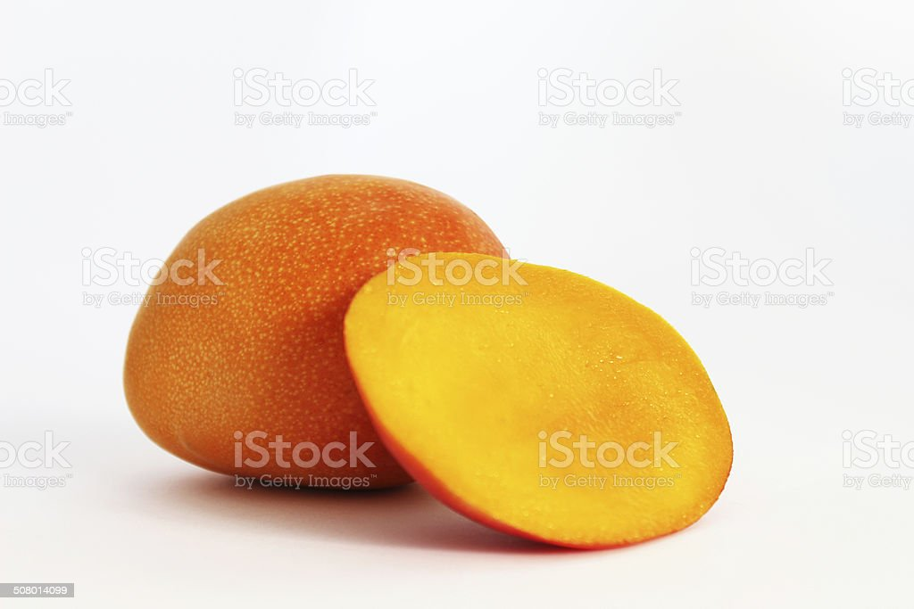 Mango Fruit royalty-free stock photo