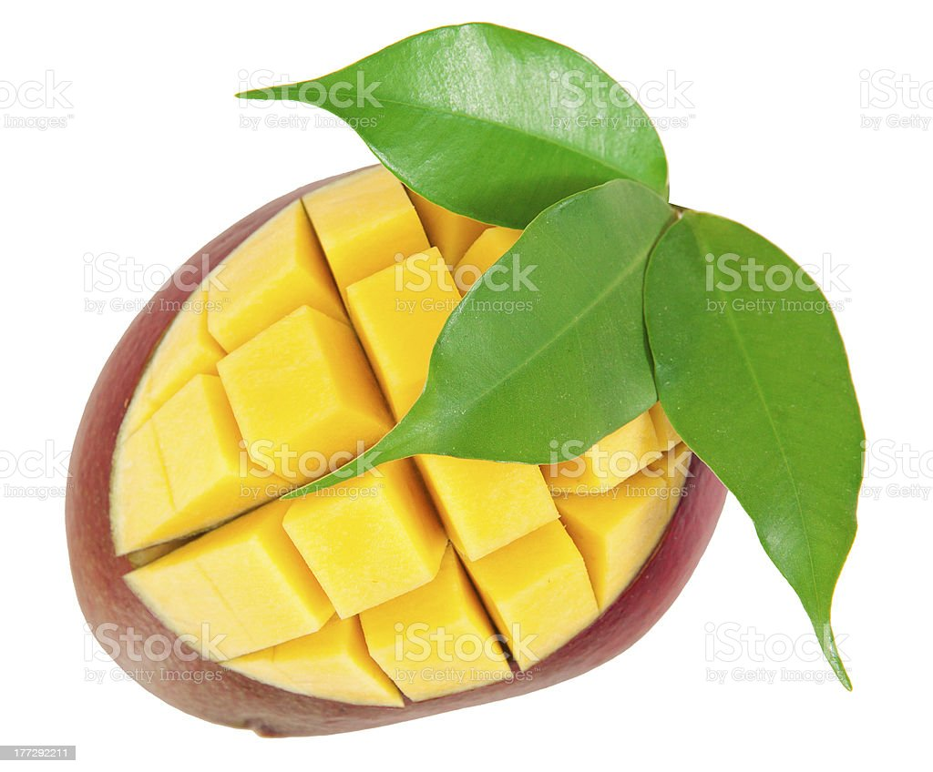 mango royalty-free stock photo