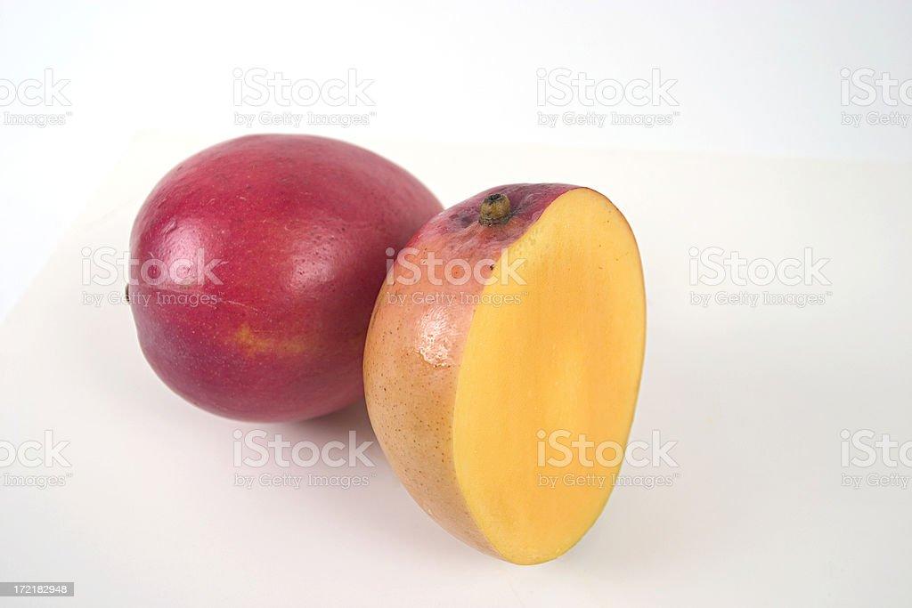 Mango06 stock photo