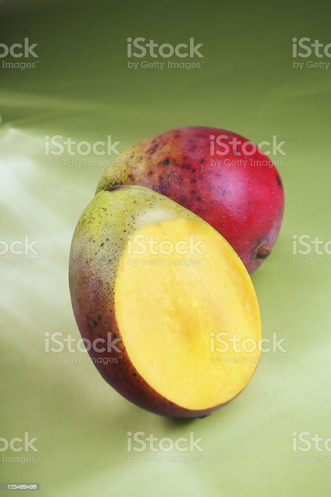 mangos royalty-free stock photo