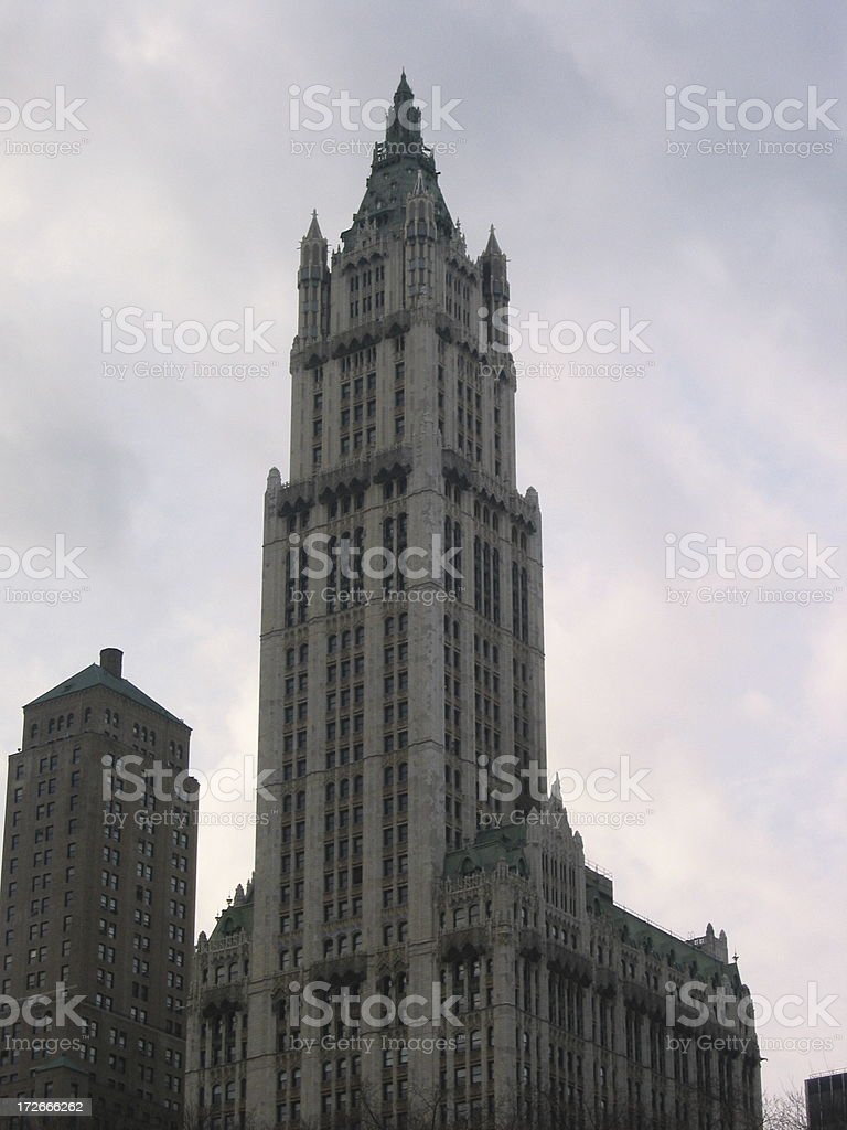 Manhattan Buildings - A royalty-free stock photo