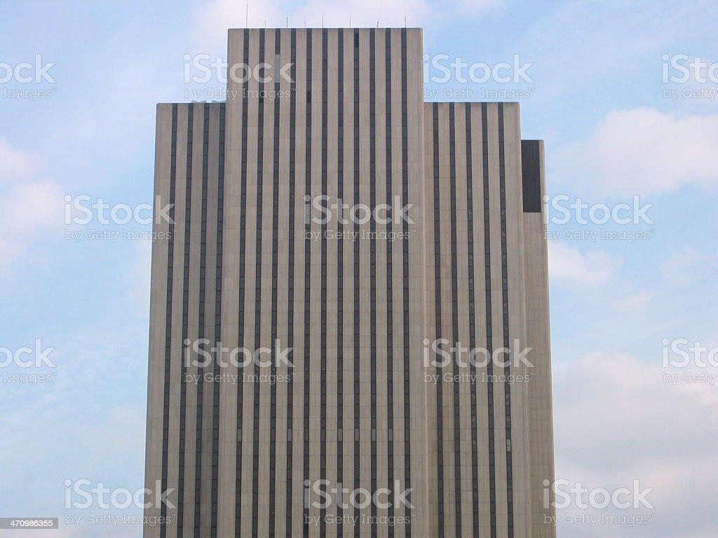 Manhattan Buildings - C royalty-free stock photo