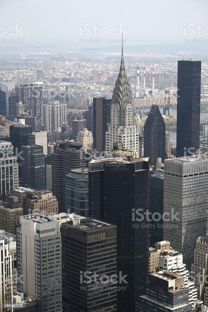 Manhattan, New York City stock photo
