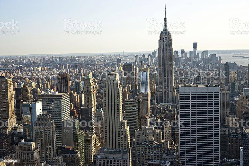 Manhattan, New York City. USA. – Foto