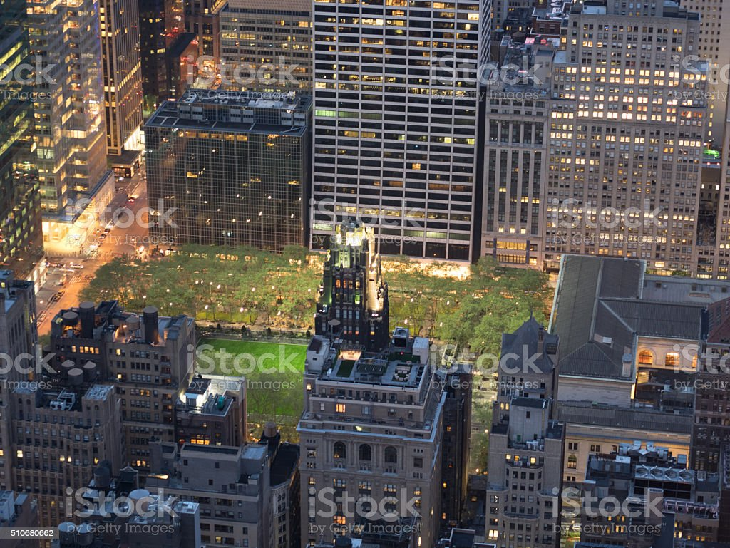 Manhattan New York royalty-free stock photo