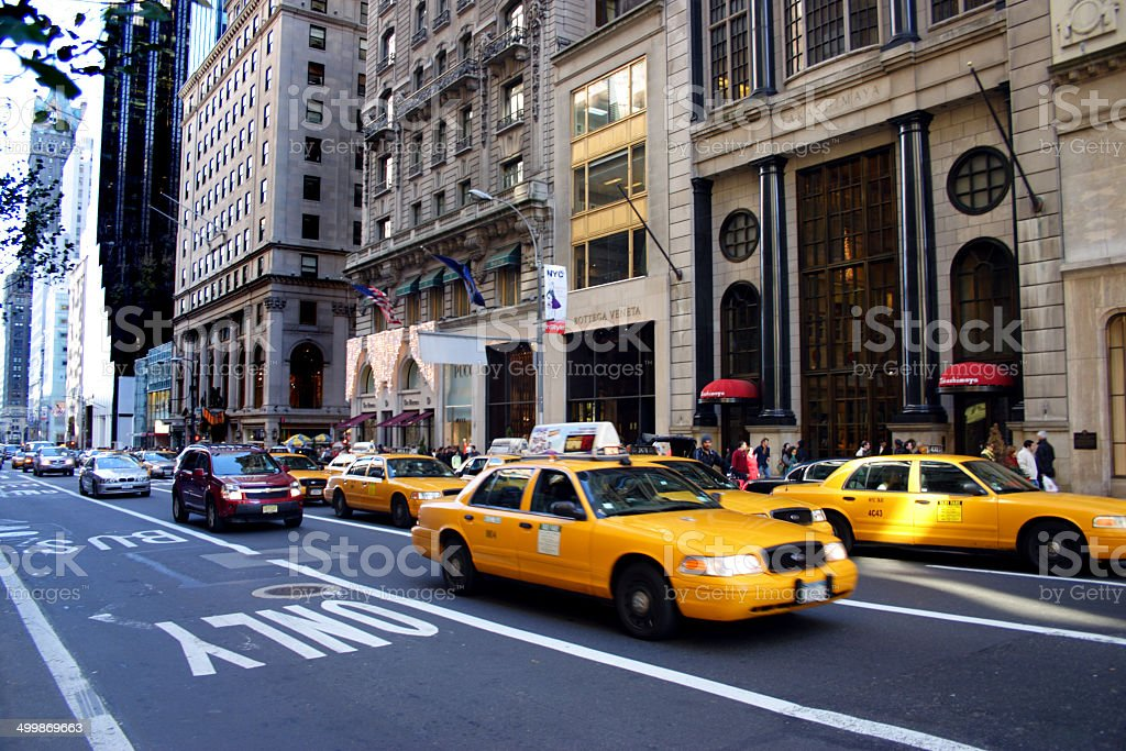 Manhattan, New York, USA stock photo