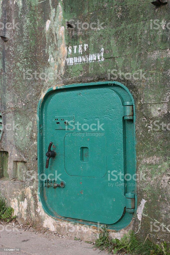 manhole stock photo