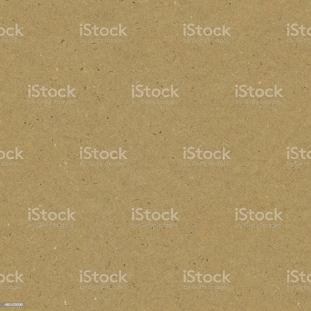 Manila envelope - old brown recycled envelope texture stock photo