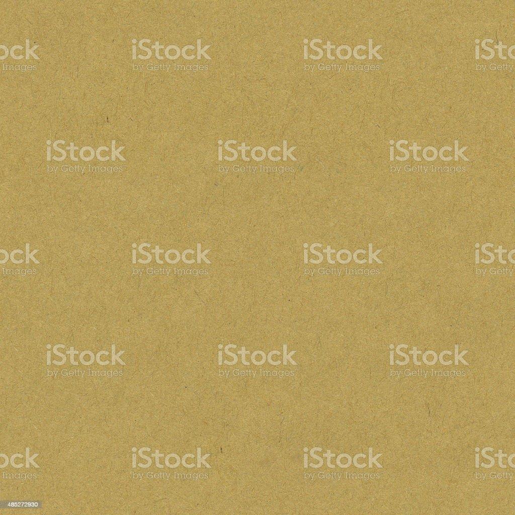 Manila envelope - old original plain blank brown recycled paper stock photo