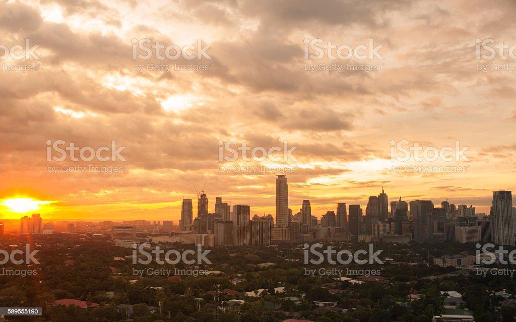 Manila, Philippines, Southeast Asia stock photo