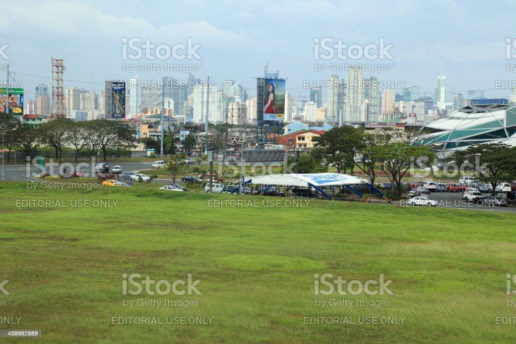 Manila royalty-free stock photo