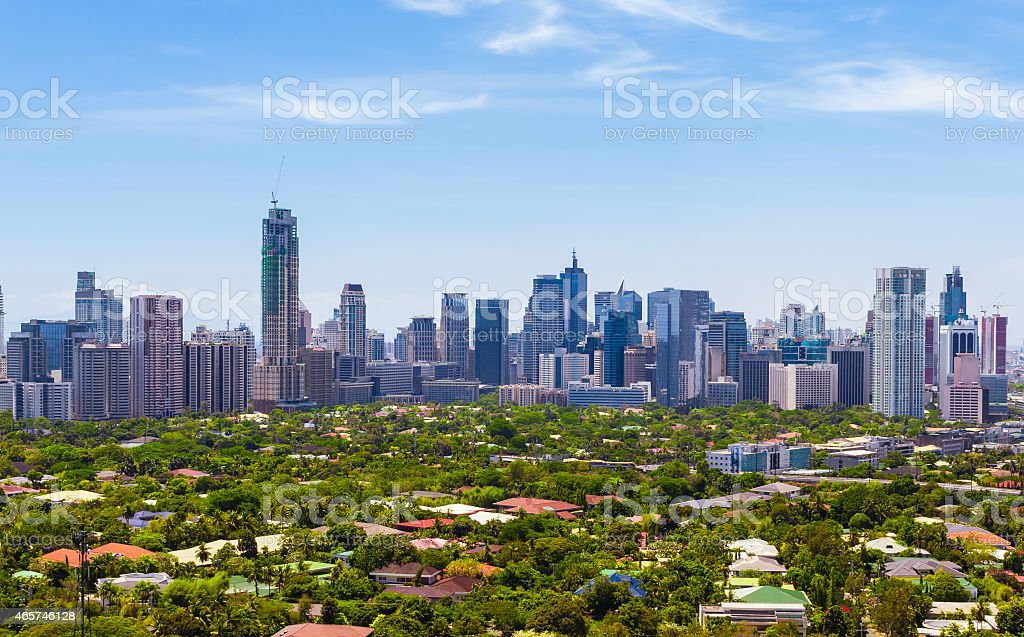 Manila (Philippines) stock photo