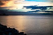 manila sunset city