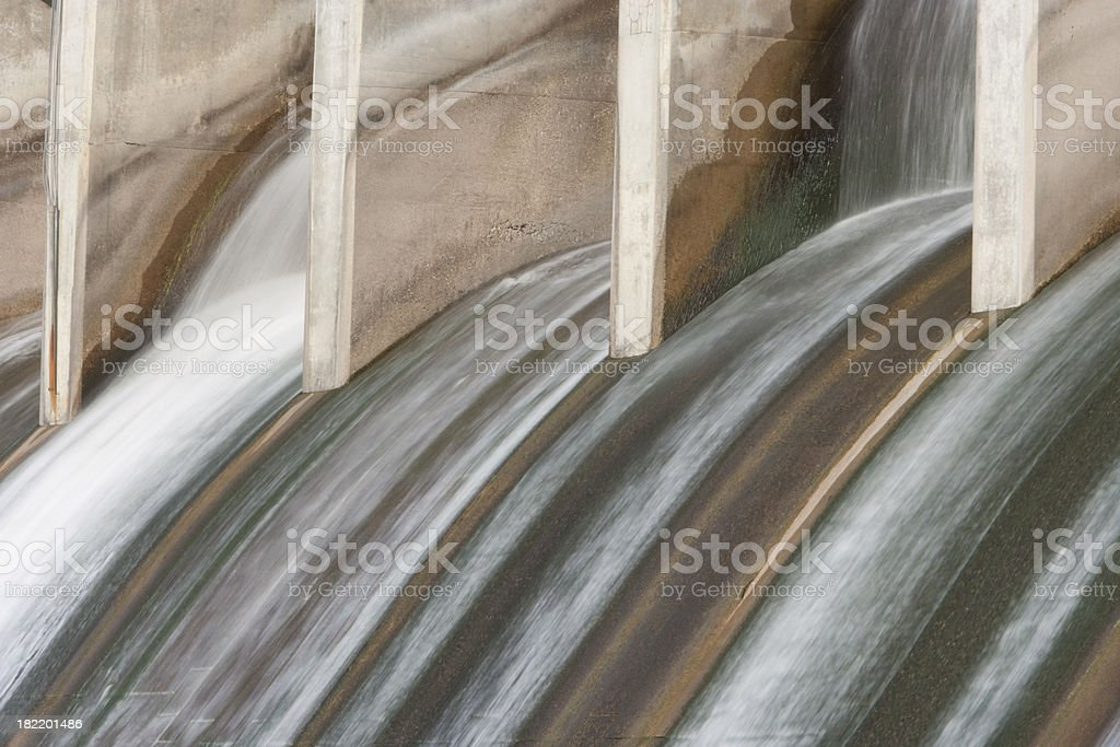 Manitoba Hydroelectric Power stock photo