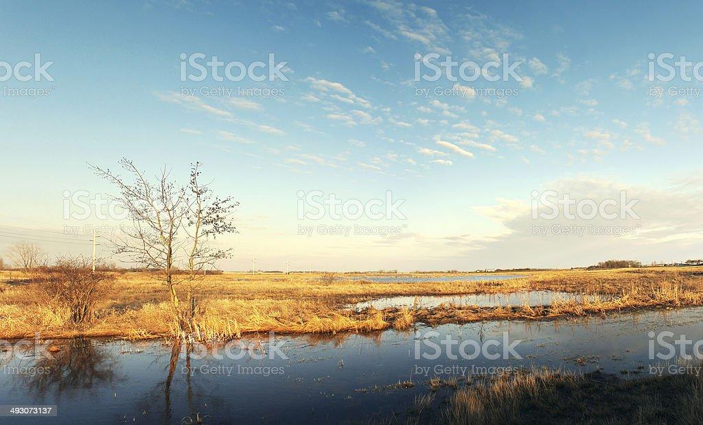 Manitoba stock photo