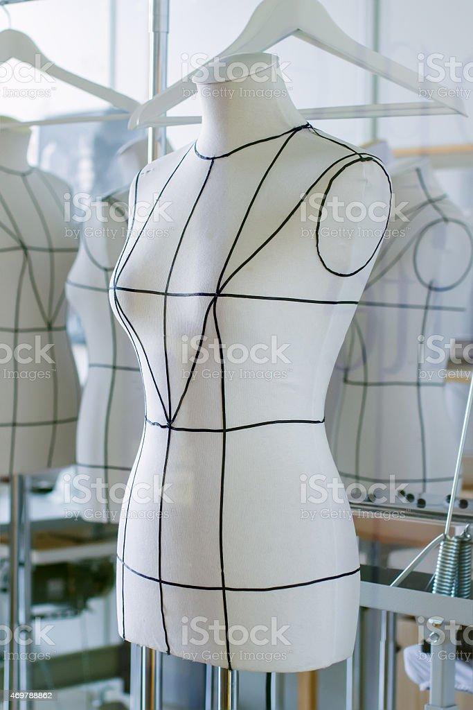 Mannequin dummy stock photo