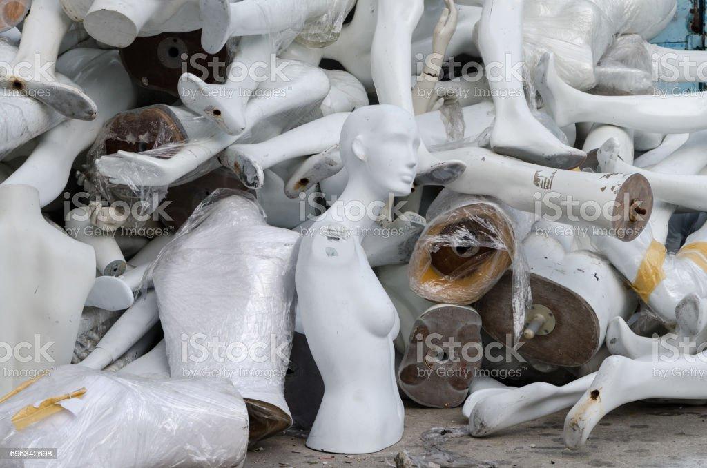 mannequin stock photo