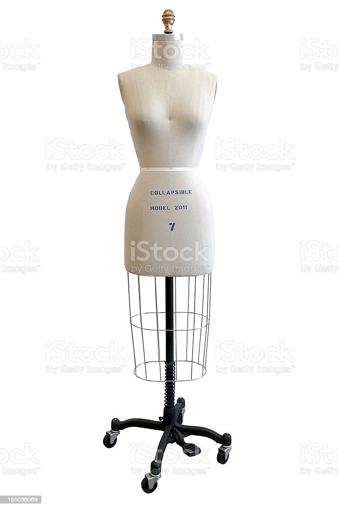 Mannequin Torso royalty-free stock photo