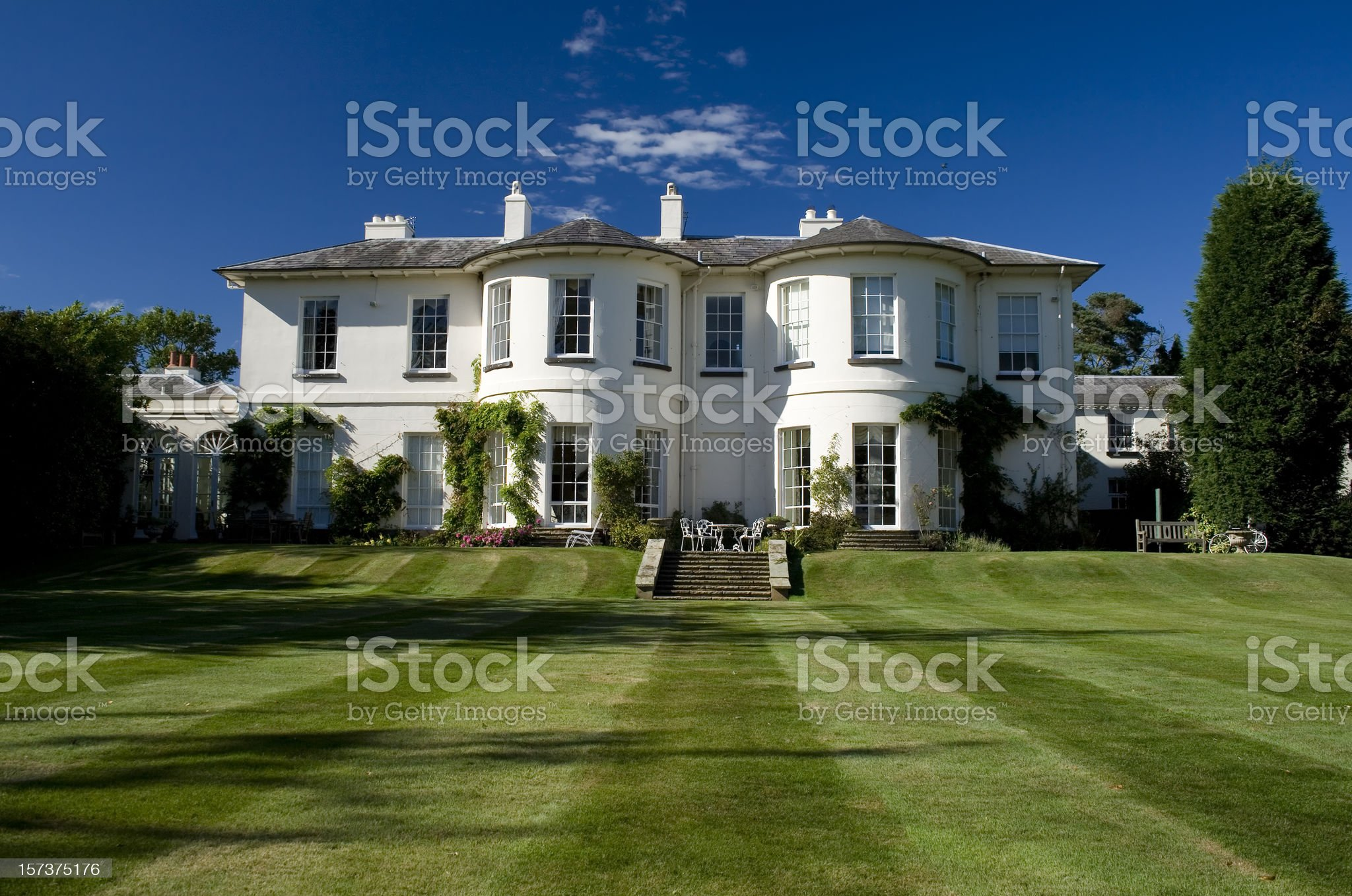 Manor House royalty-free stock photo