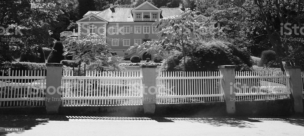 manor stock photo