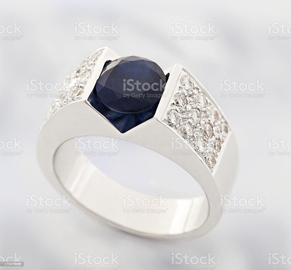 man's ring royalty-free stock photo