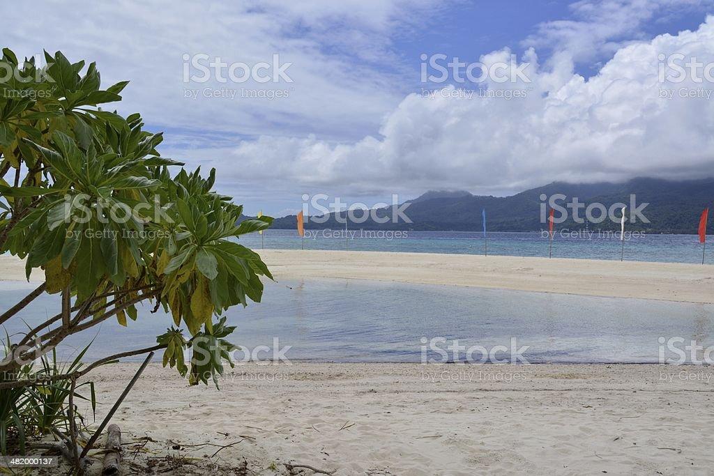 Mantigue Island, Philippines stock photo