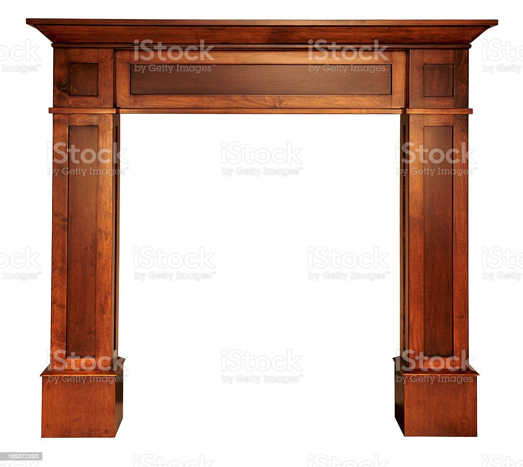 mantle stock photo