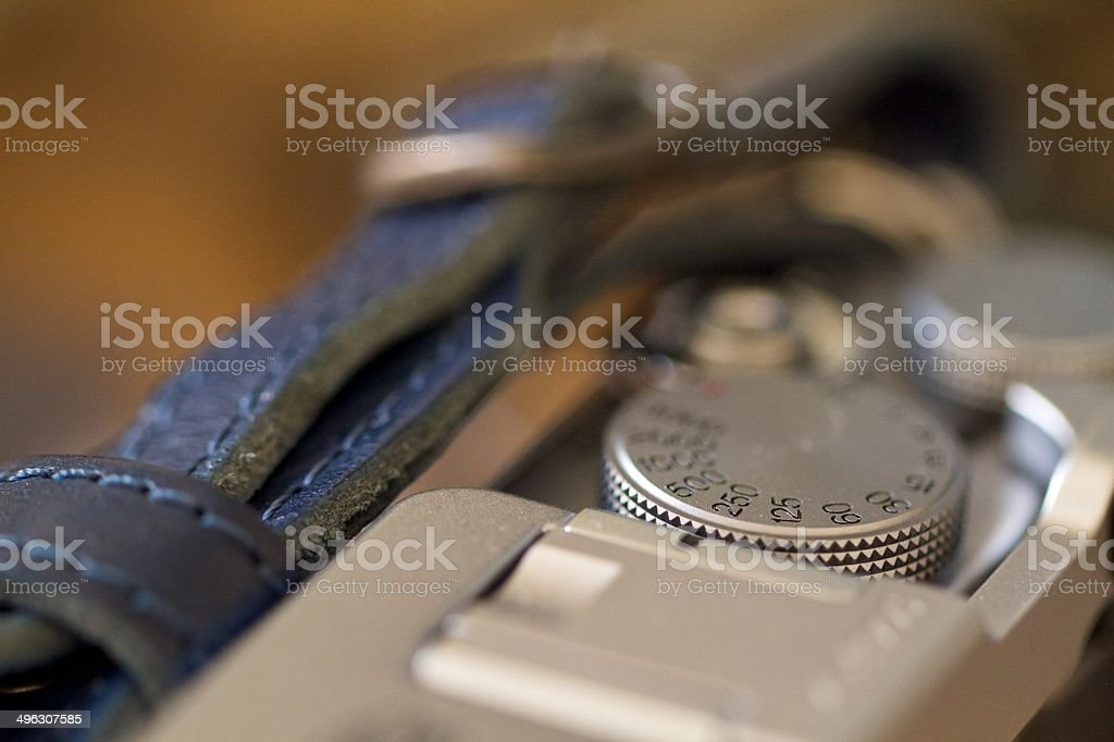 Manual Camera royalty-free stock photo