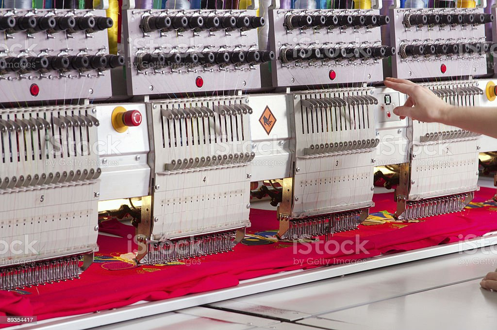manufacture royalty-free stock photo