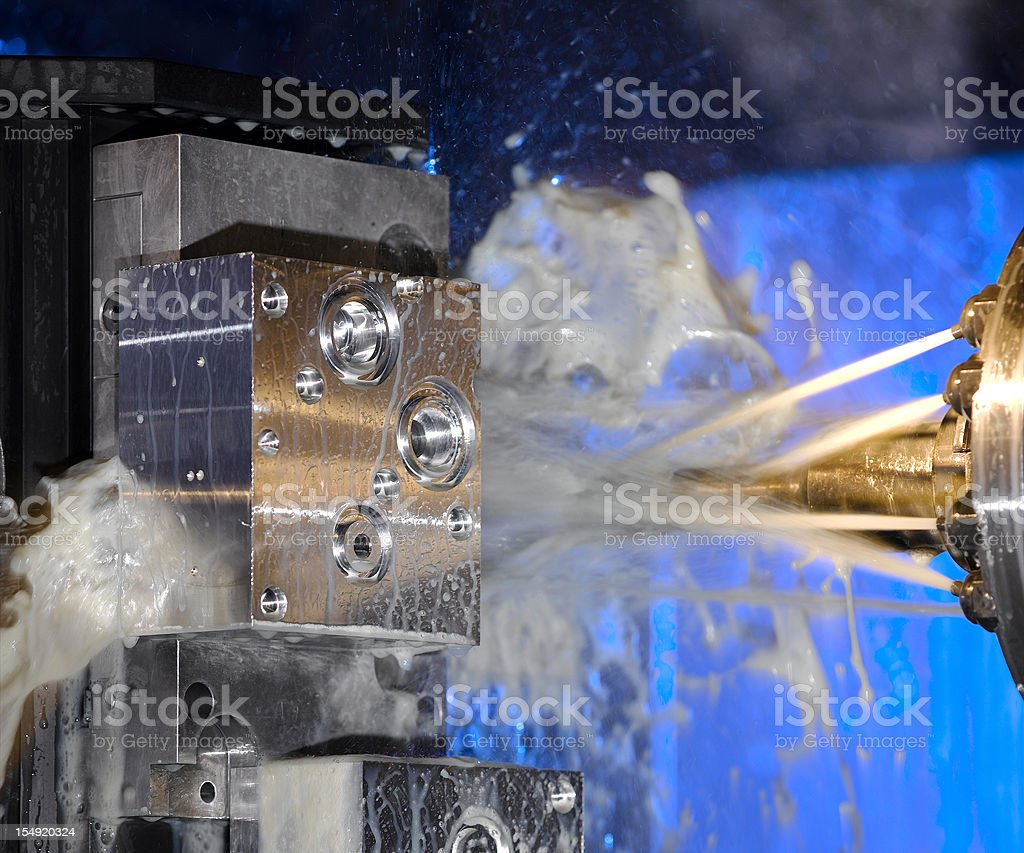 Manufacturing royalty-free stock photo