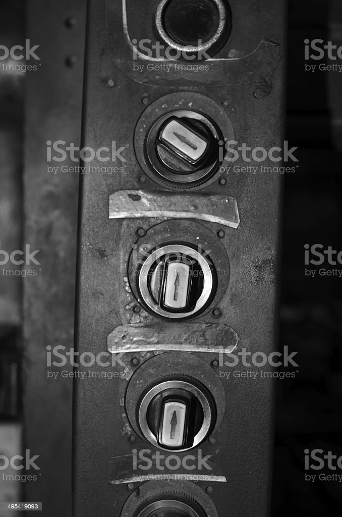 Manufacturing (Factory) stock photo