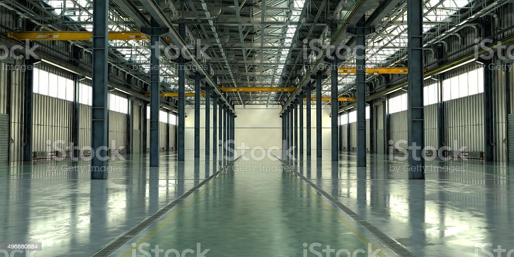 Manufacturing stock photo