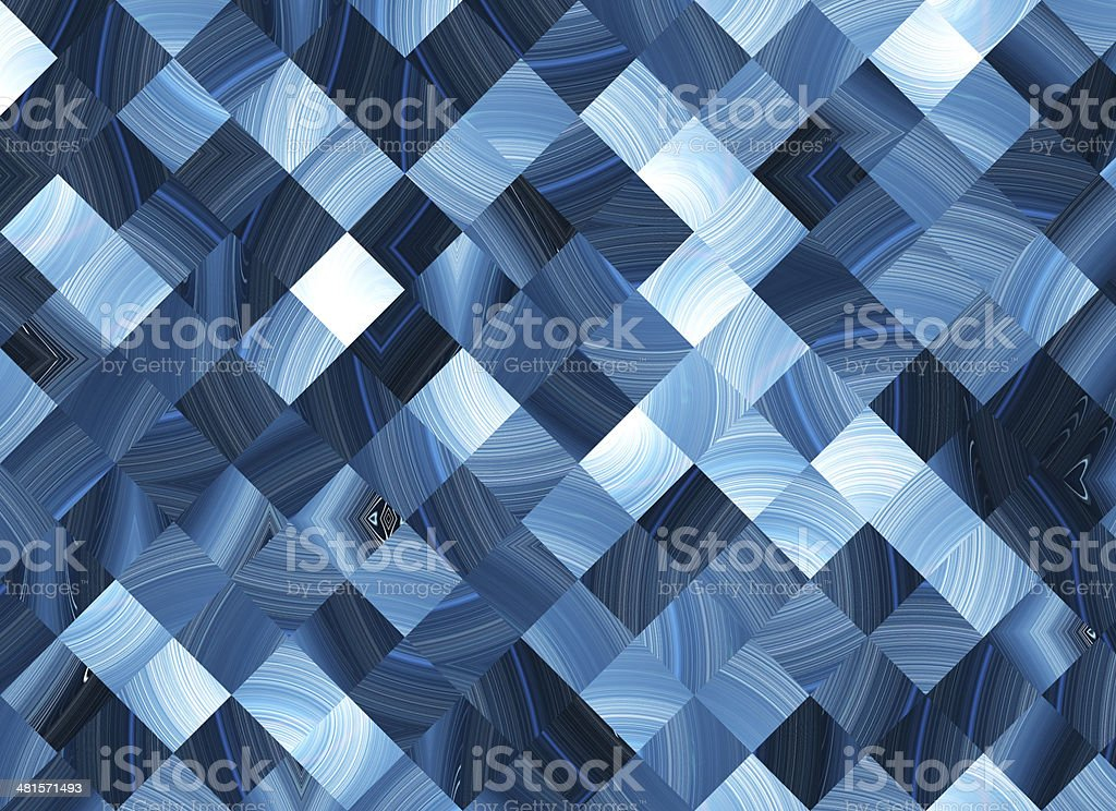 many abstract square pixels backgrounds stock photo