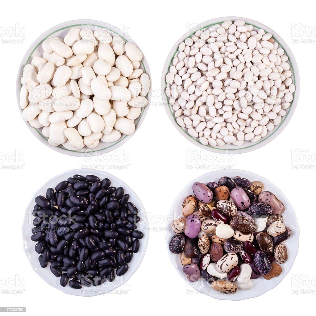 Many Beans stock photo
